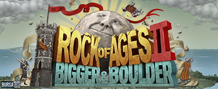Rock of Ages 2 Geliyor