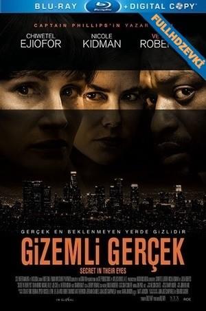Gizemli Gerçek - Secret in Their Eyes 2015 BluRay DuaL TR-EN - Film indir - Tek Link indir