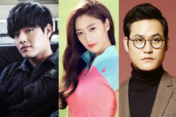 """Kang Ha-Neul, Clara ve Kim Sung-Kyun """"Entourage"""" Dizisinde Konuk Oyuncu Olarak Yer Alacaklar"""
