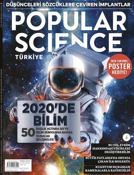 Populer Science Ocak 2020