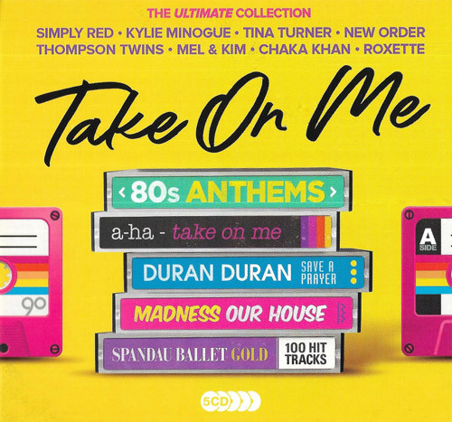 Take On Me 80s Anthems The Ultimate Collection 2019 Flac Full Albüm İndir