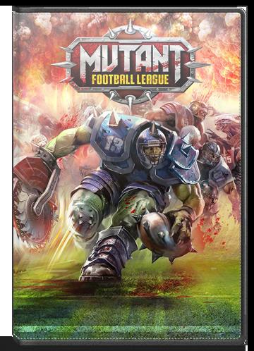 Mutant Football League - Mayhem Bowl | Full