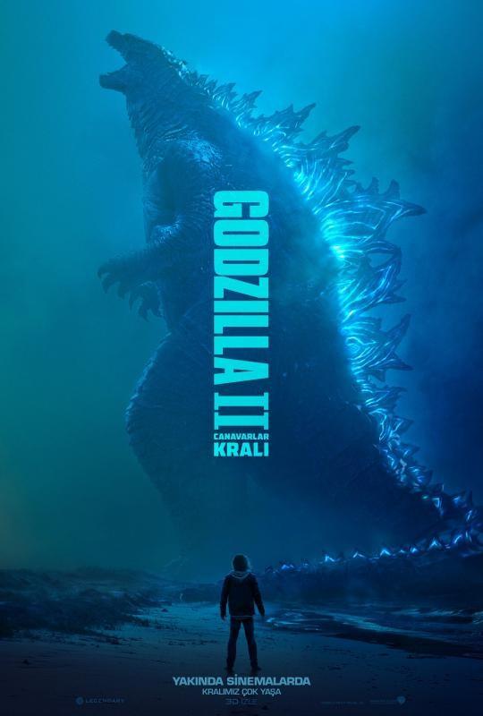 Godzilla 2: Canavarlar Kralı (2019) DUAL TR EN m1080p Bluray Torrent indir