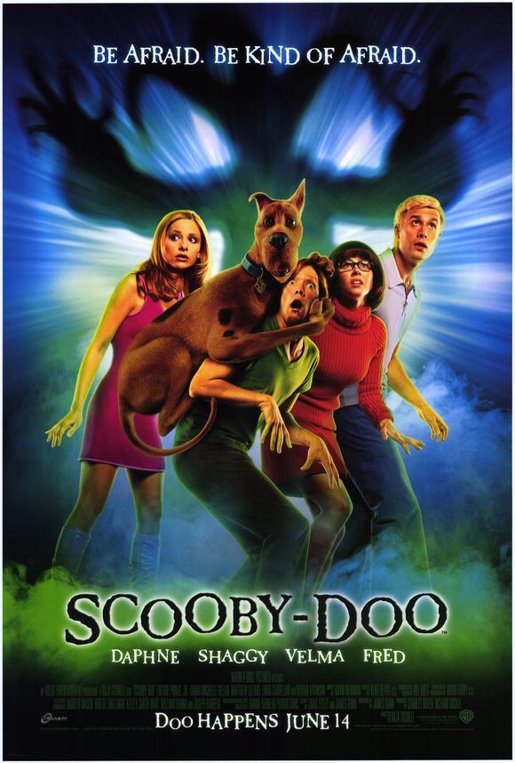 Scooby Doo 1 Türkçe Dublaj izle – Tek Parça