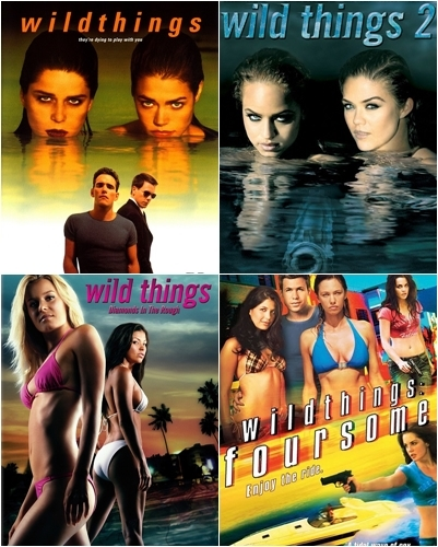 Wild Things Movie Series 1 to 4 Download In Hindi English Dual Audio 300MB