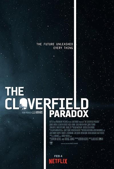 The Cloverfield Paradox 2018 WEBRip x264 Türkçe Dublaj indir