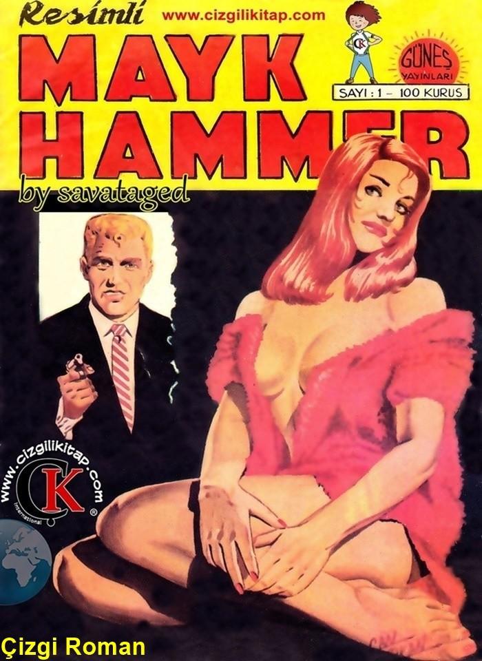 Çizgi Roman, Mayk Hammer