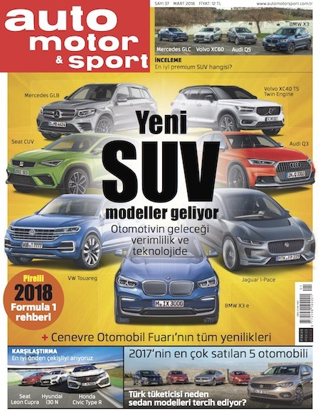 Auto Motor & Sport Mart 2018
