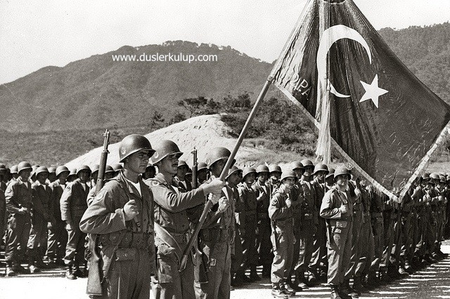 kore savaşında şehit olan türkler