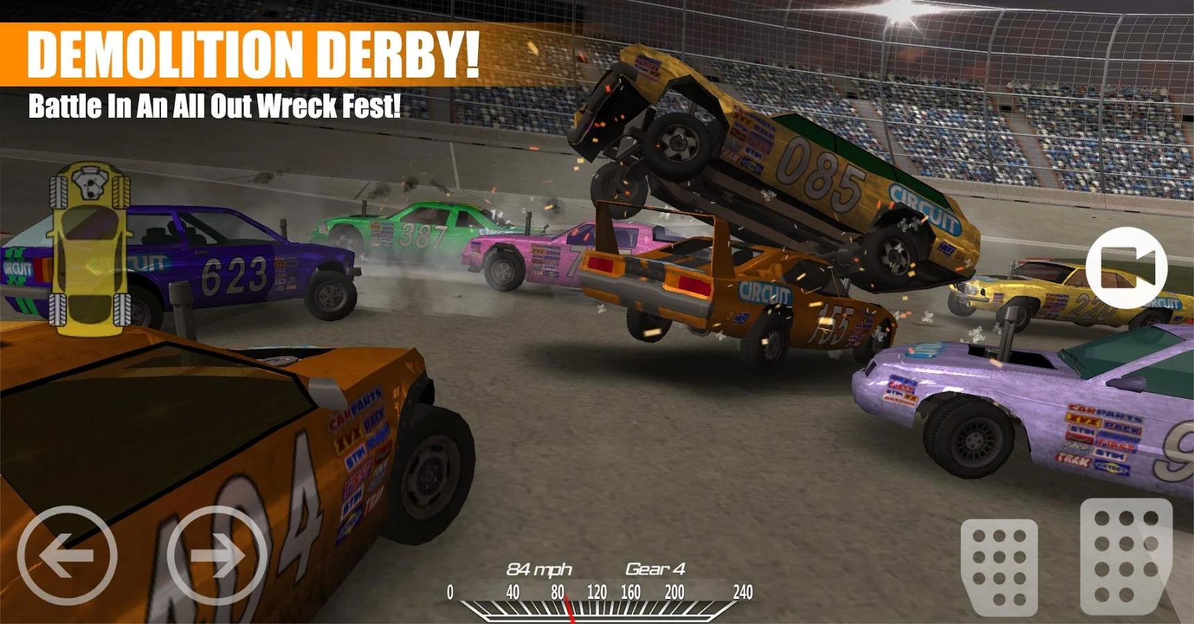 Demolition Derby 2 Apk (Mod)