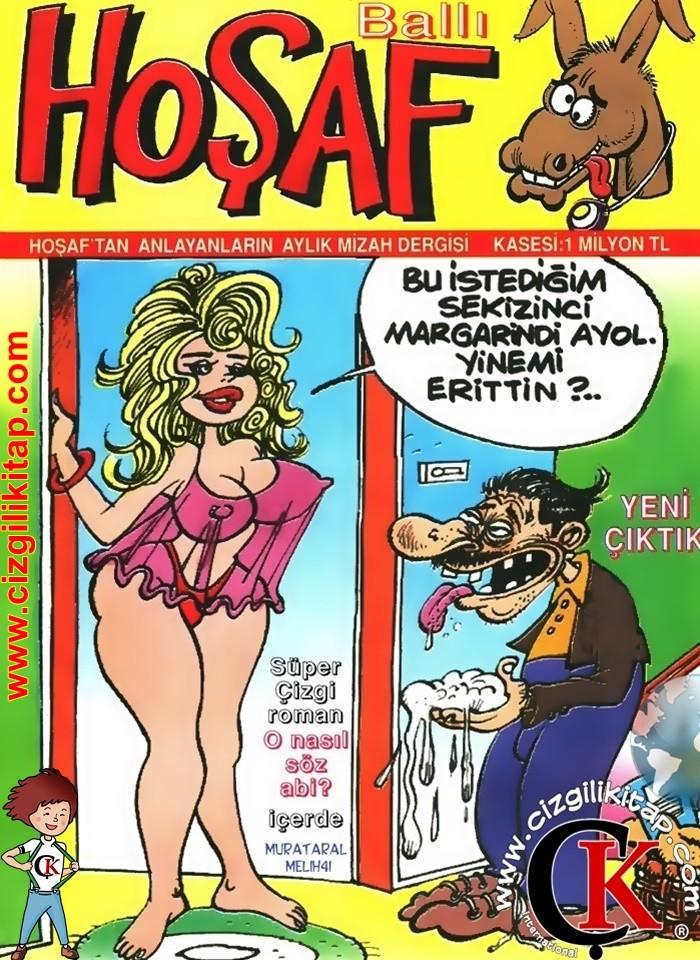 Mizah Dergisi, Ballı Hoşaf