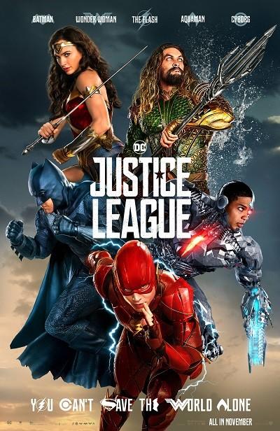 Justice League: Adalet Birliği 2017 (BRRip – m1080p) Türkçe Dublaj indir