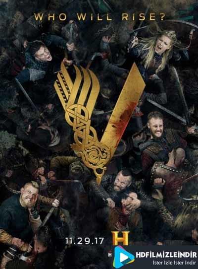 Vikings 5.Sezon 9.Bölüm Türkçe Altyazı İzle İndir Full HD (17.01.2018)