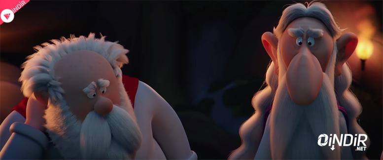 asteriks sihirli iksirin sırrı türkçe indir
