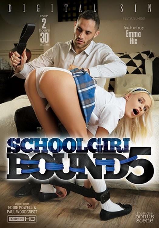 Schoolgirl Bound 5 2018  (+18 ) 3D H-sbs + 1080p