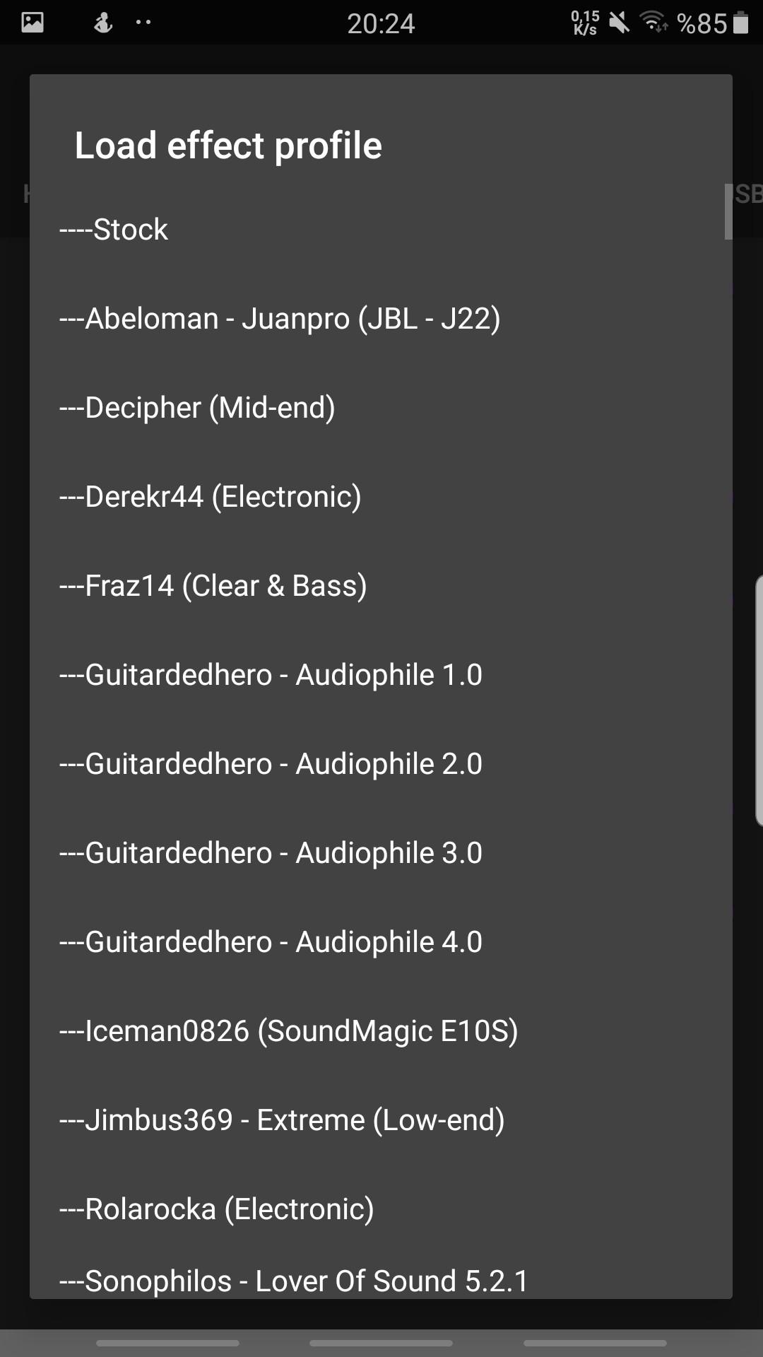 Screenshot 20190520 202415 Viper4Android Fx