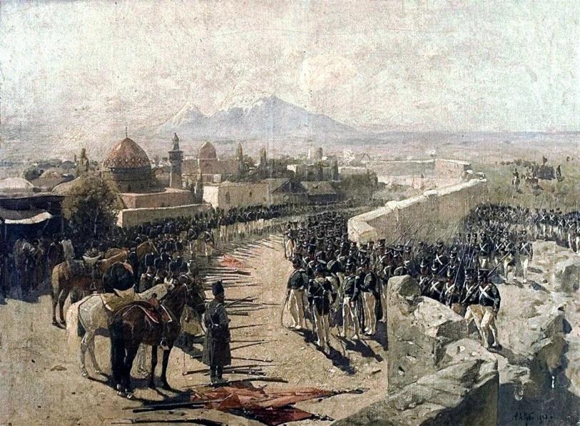 Ermənilər xahiş etdi, rus alim cavabladı : İrəvan kimindir? – VİDEO
