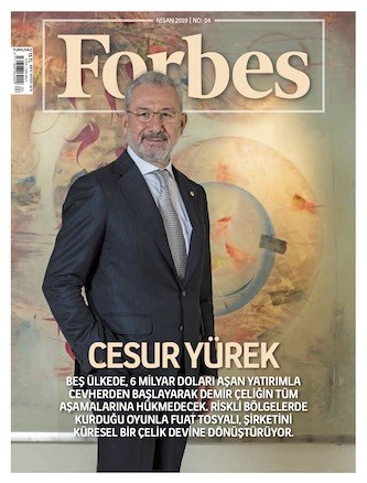 Forbes Nisan 2019