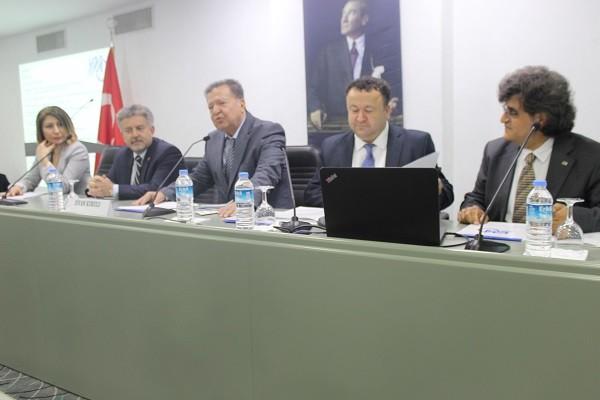 İstanbul Yeminli Mali Müşavirler Odası 24. Olağan Genel Kurulunu Yaptı.