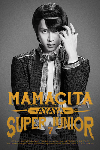 Super Junior - MAMACITA Photoshoot K9Y72W