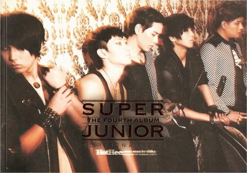 Super Junior - BONAMANA Photoshoot K9Y73J