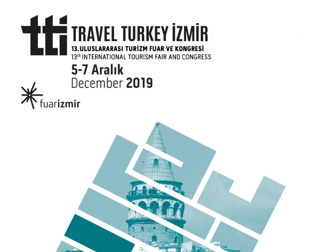 "Travel Turkey İzmir  ""13.Turizm Fuar ve Konferansı"""