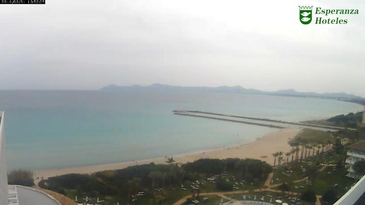 Majorca Playa de Muro