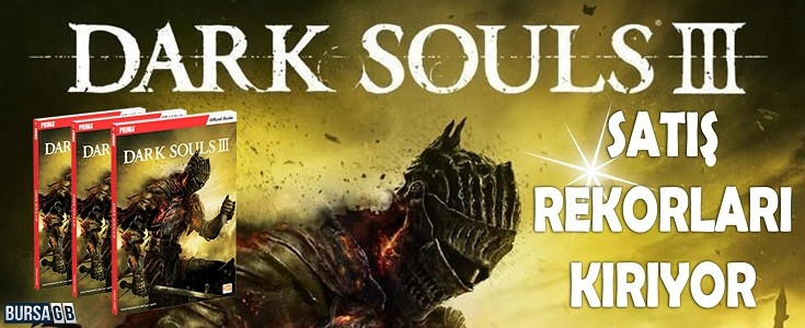 Dark Souls 3 En Hızlı Satılan PC Oyunu