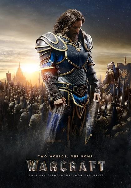 Warcraft: İki Dünyanın İlk Karşılaşması | 2016 | BDRip XviD | Türkçe Dublaj