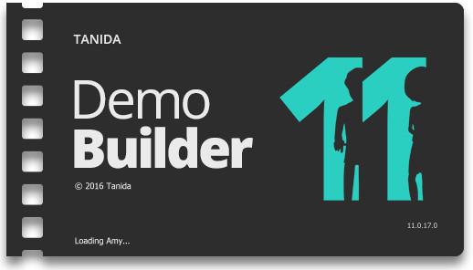 Tanida Demo Builder 11.0.17.0