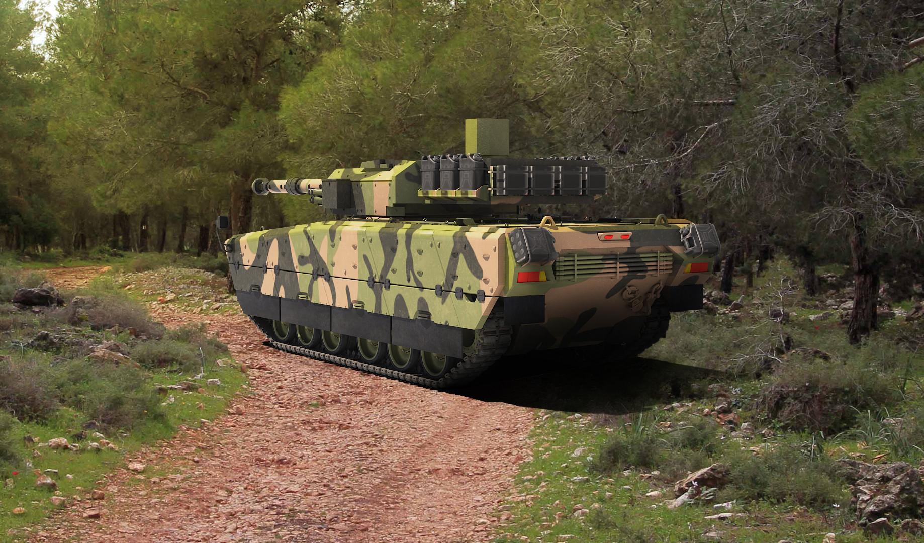 Turkey Defense Industry Projects KEN7nD