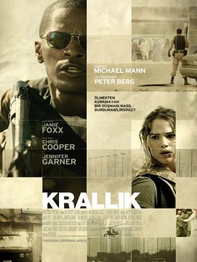Krallık - The Kingdom (2007) türkçe dublaj film indir
