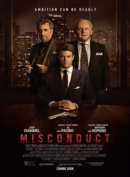 Hesaplaşma | Misconduct | 2016 | BRRip XviD | Türkçe Dublaj