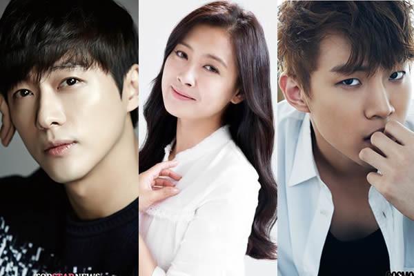 """Nam Goong-Min, Nam Sang-Mi ve Junho """"Chief Kim"""" Dizisinin Kadrosunda"""