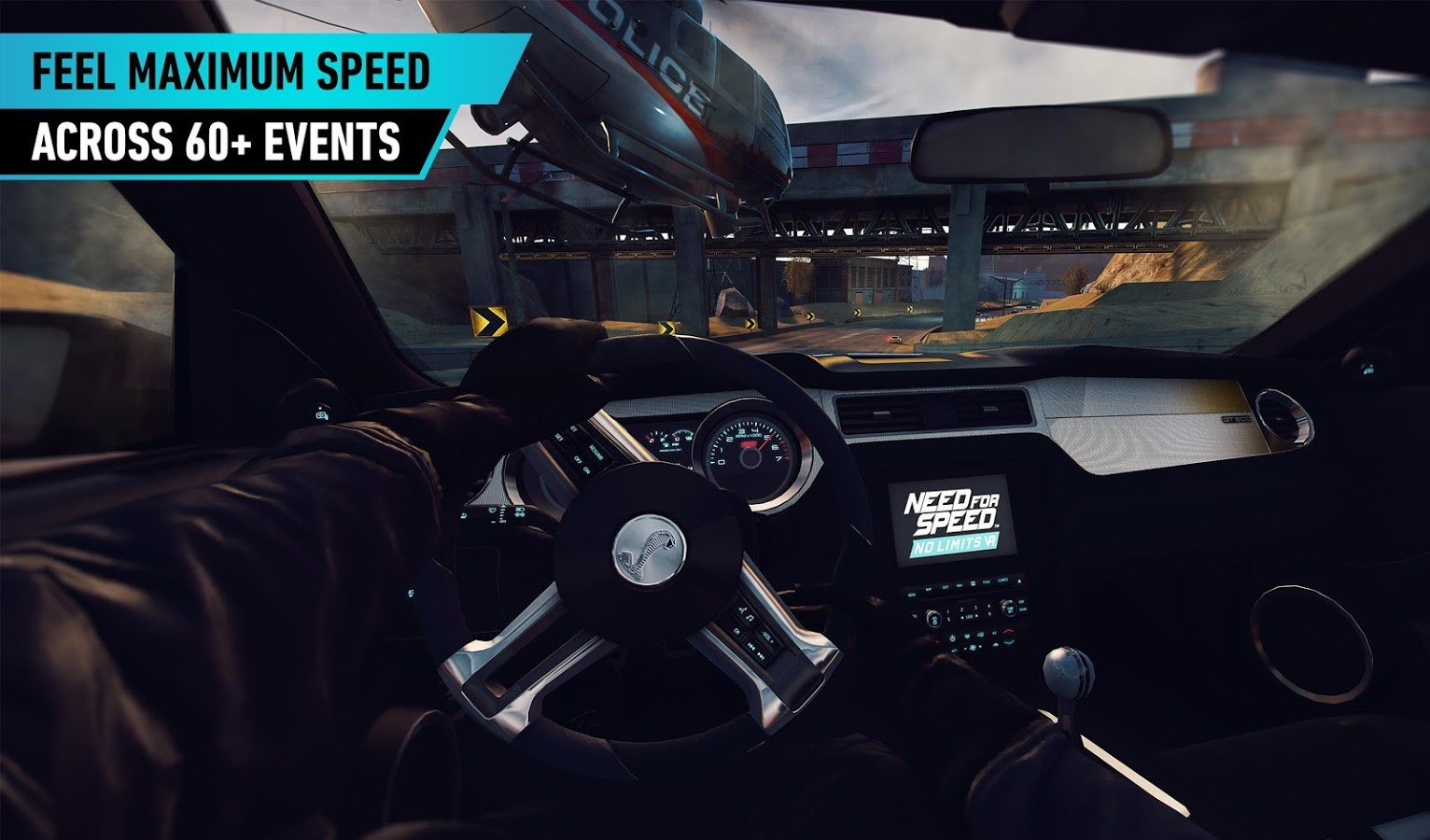 Need for Speed ​​™ No Limits VR APK