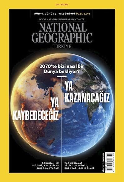 National Geographic Türkiye Nisan 2020 Pdf E-Dergi indir