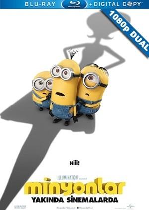 Minyonlar – Minions 2015 BluRay 1080p x264 Dual TR-EN – Tek Link