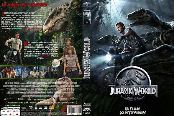 Jurassic World 2015 (DVD-9) DuaL TR-ENG – indir