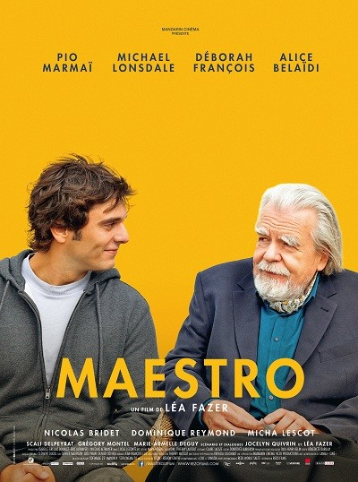 Maestro 2014 ( DVDRip XviD ) Türkçe Dublaj
