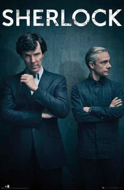 Sherlock 1-2-3-4 Sezon Tüm Bölümler