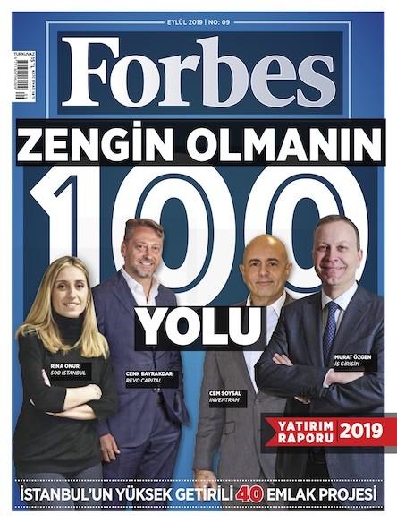 Forbes Eylül 2019