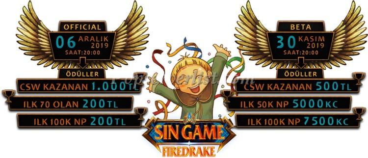 SinGame – Myko Server