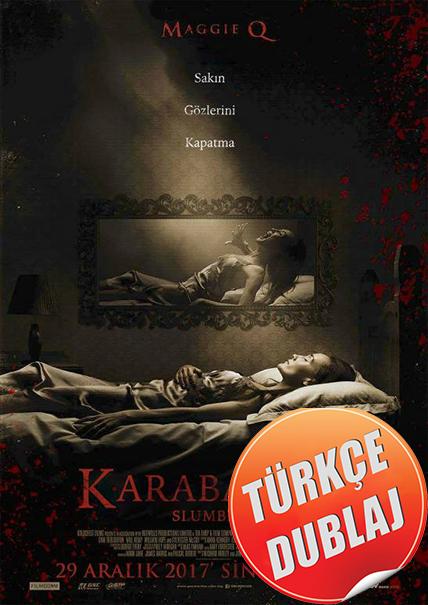 Karabasan - Slumber 2017 (WEB-DL) TR Dublaj Film İndir