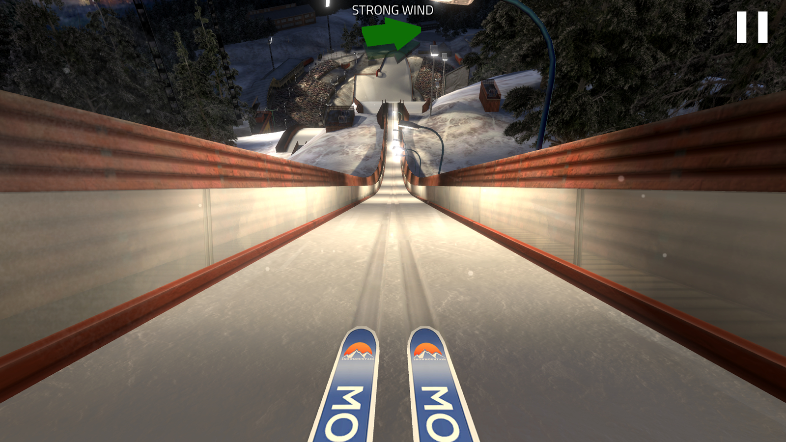 Ski Jumping Pro Android Oyun