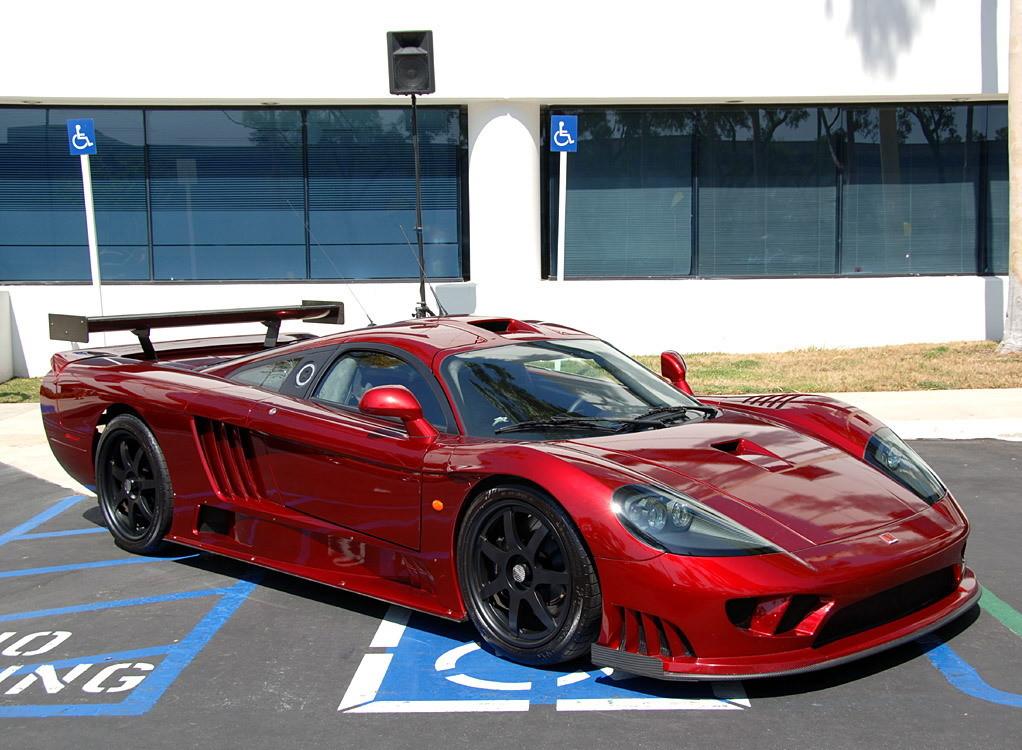 dünyanın en hızlı 10 arabası yedinci