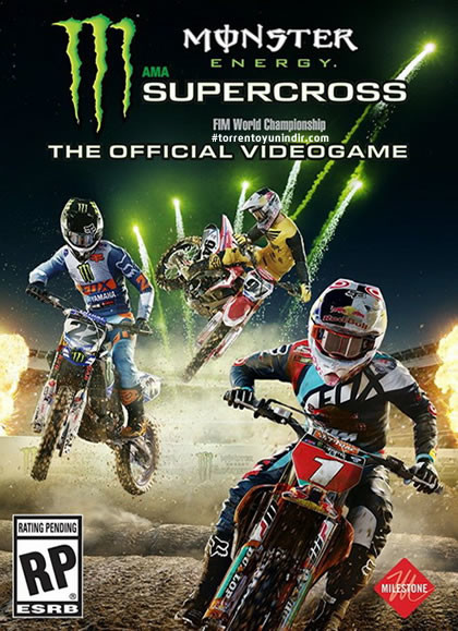 Monster Energy Supercross The Official Videogame full indir