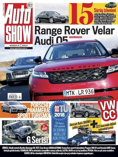 Auto Show Şubat 2018