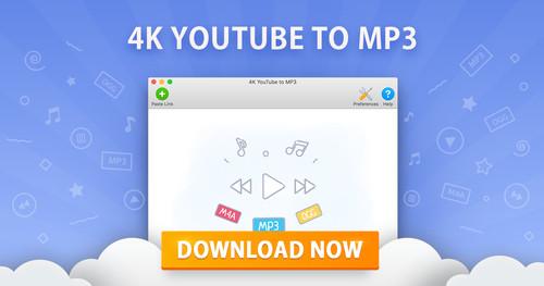 4K Youtube to MP3 3.3.5.1797 - Katılımsız