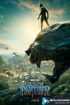Kara Panter - Black Panther (2018) Full İndir Türkçe Dublaj