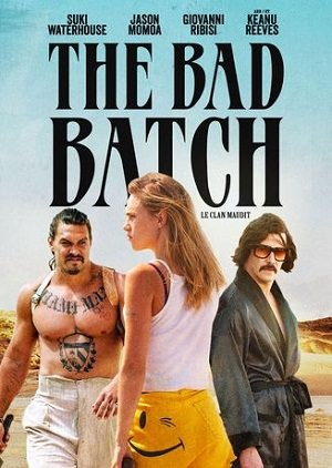 Yemekle Oynanmaz – The Bad Batch 2016 Türkçe Dublaj izle